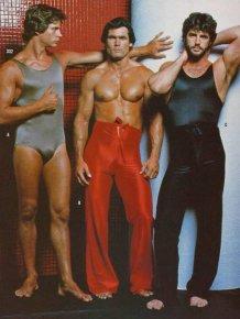 Weird 70's Male Fashion