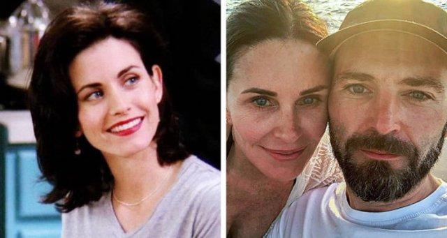 Celebrities Real Life Partners
