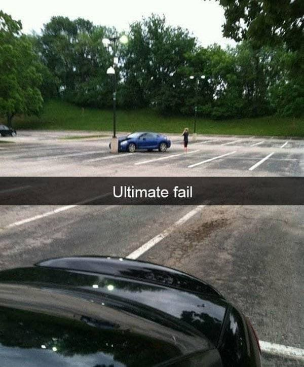 Car Fails, part 8