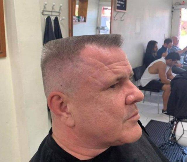 Weird Haircuts, part 3
