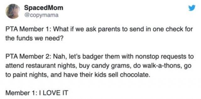 Parenting Tweets, part 2