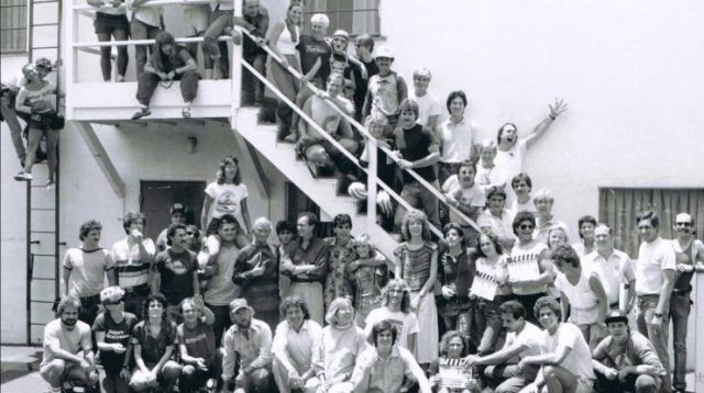 """The Cast And Crew Of """"A Nightmare On Elm Street"""""""