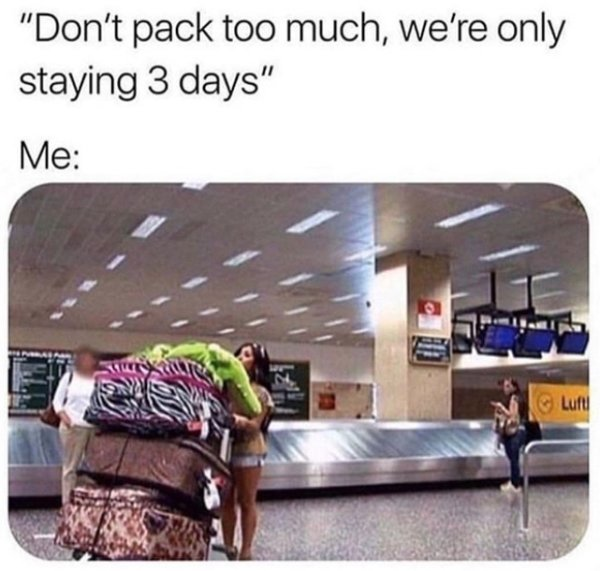 Memes About Travelling
