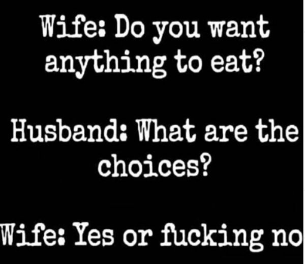 Memes About Married Life, part 6