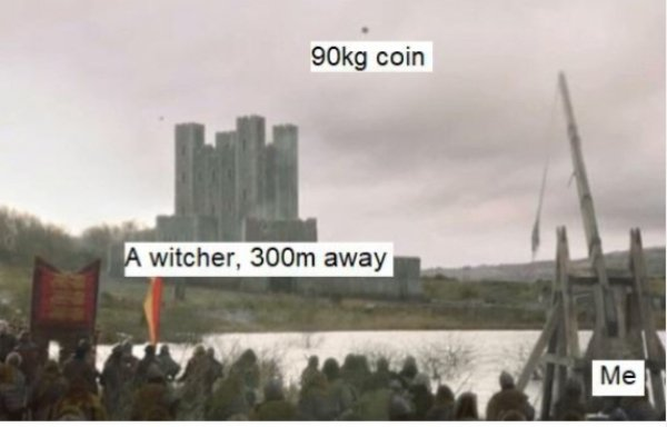 """""""The Witcher"""" Memes"""