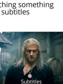 """The Witcher"" Memes"