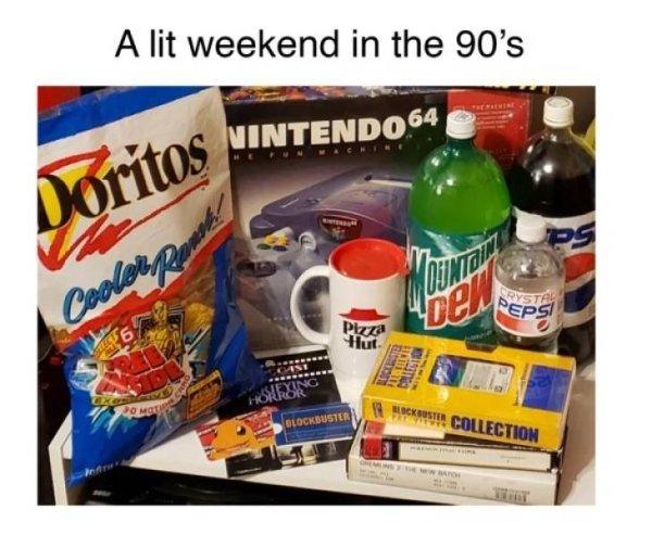 90s: Time For Nostalgia