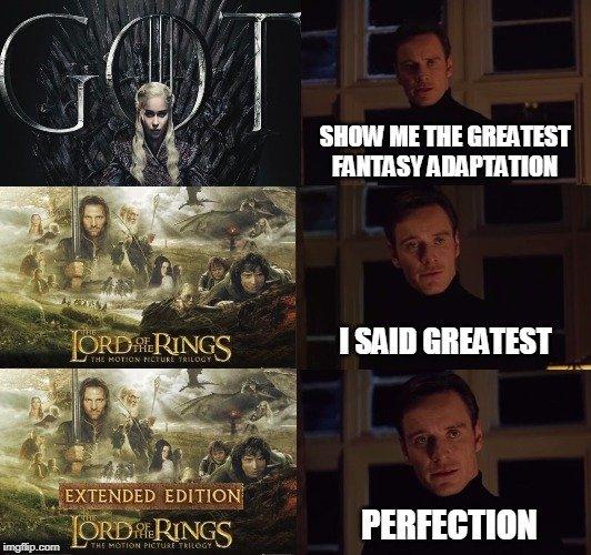 LOTR Memes
