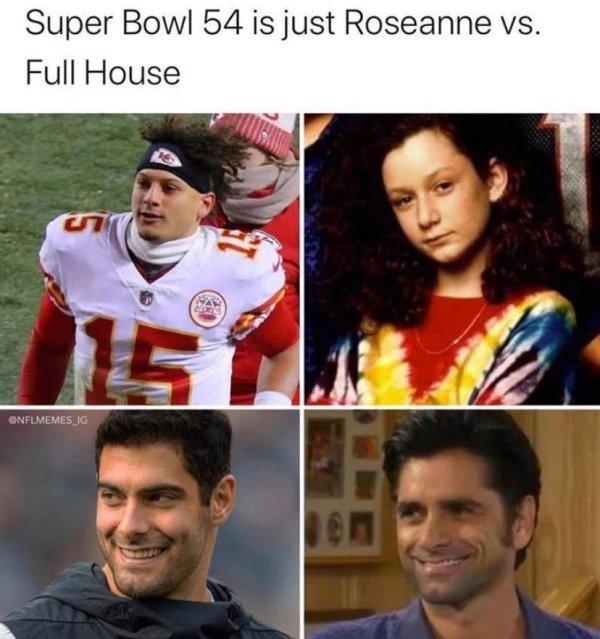 Super Bowl Memes, part 3