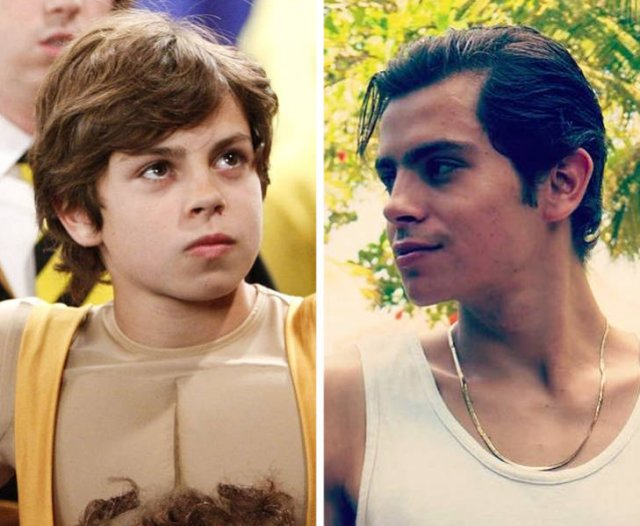 Disney Child Stars: Then And Now, part 2