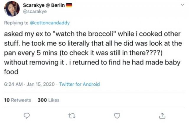 Boyfriends And Cooking: Not A Good Combination