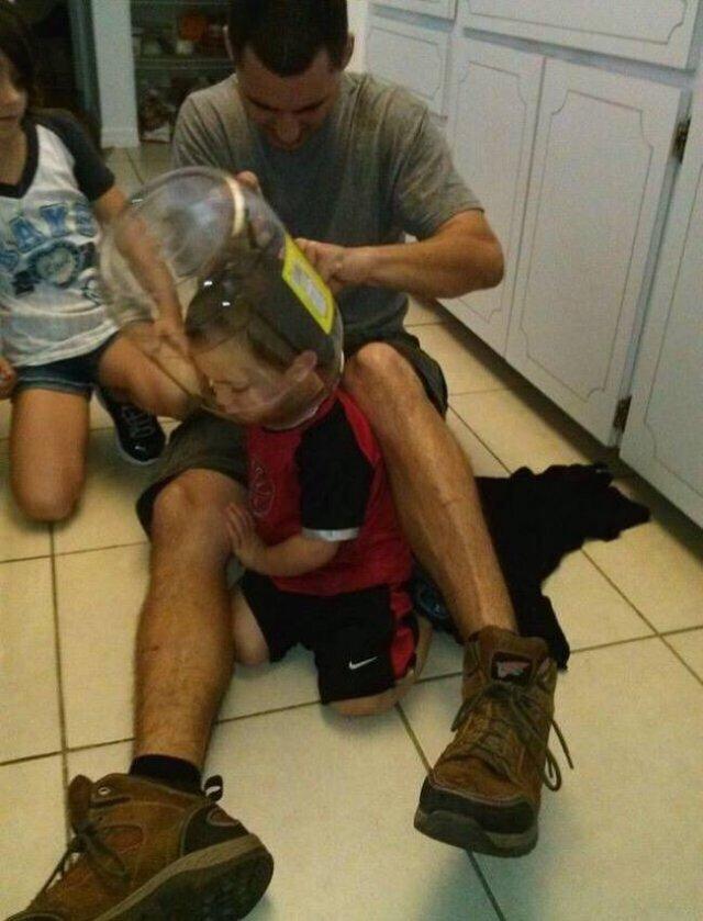 Children With Dads