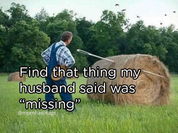 Memes About Married Life, part 8