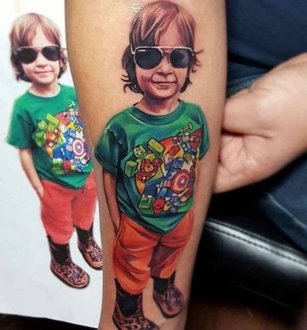 Great Tattoos, part 5