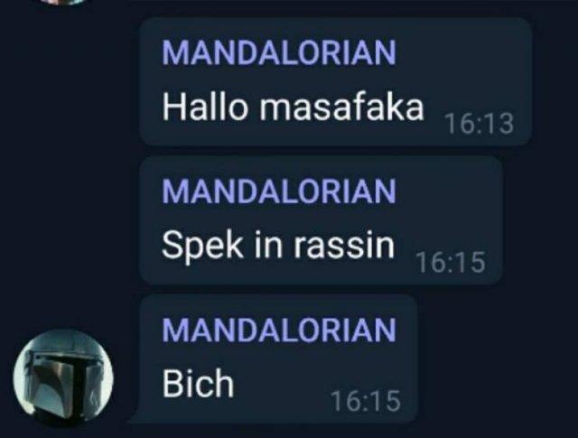 Bad Translation