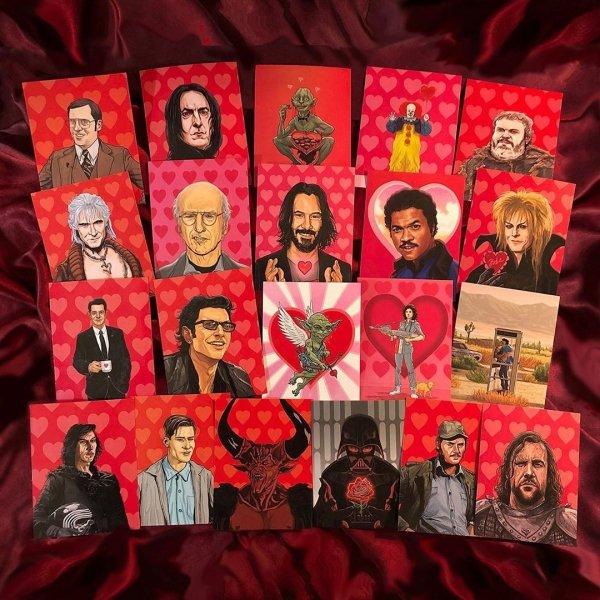 Creative Valentine's Day Cards, part 2