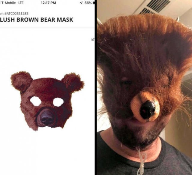 Online Shopping Gone Wrong
