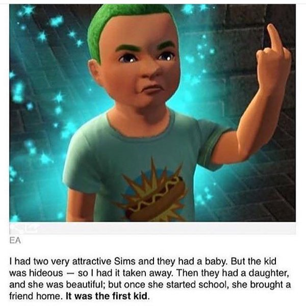 The Sims Memes