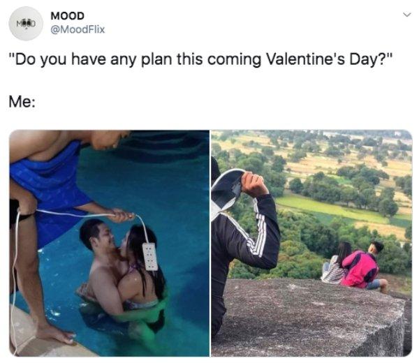 Valentine's Day Tweets