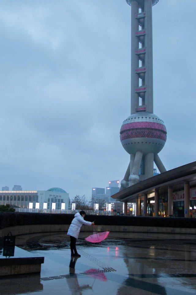 Shanghai During Coronavirus Outbreak