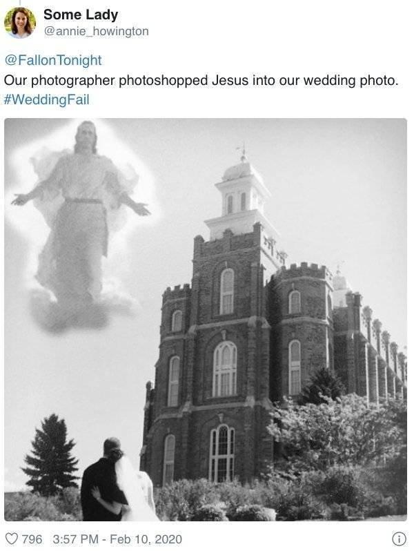 Wedding Fails, part 6