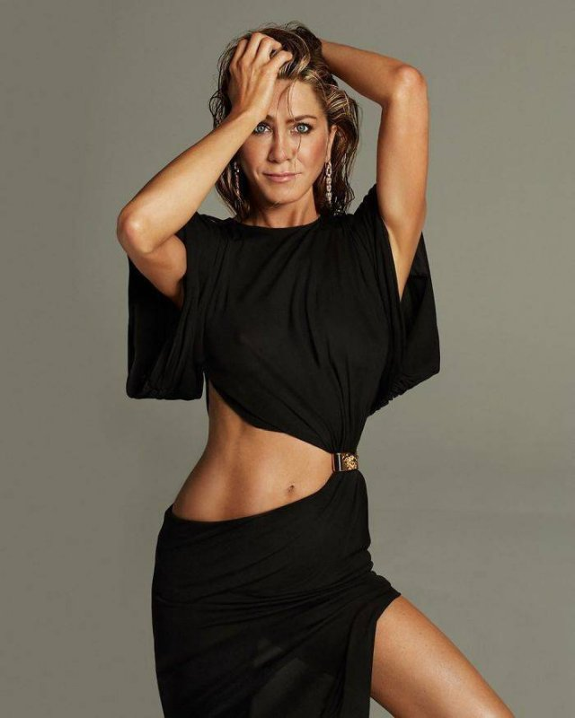 Jennifer Aniston Is 51 Years Old