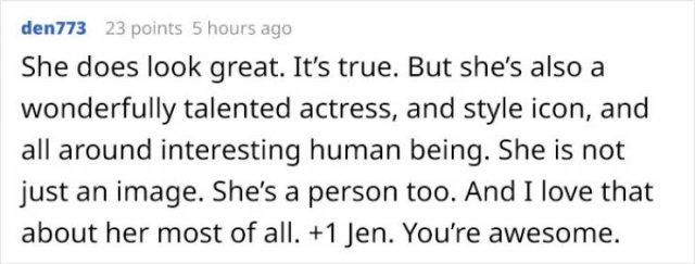 Jennifer Aniston Is 51 Years Old