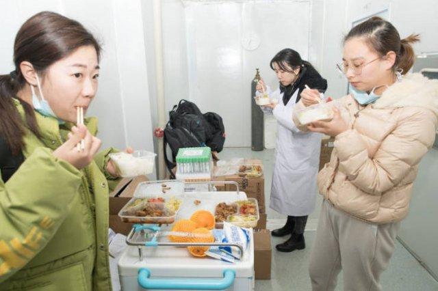 China Built A Coronavirus Hospital In Ten Days