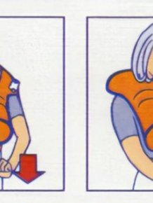 Strange Flight Safety Cards