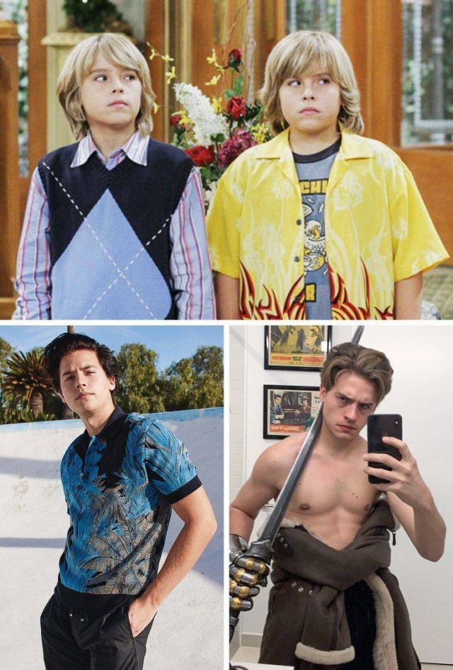 Disney And Nickelodeon Show Cast: Then And Now