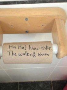 The Walk Of Shame Memes