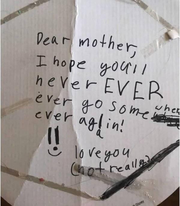 Mom's Fails