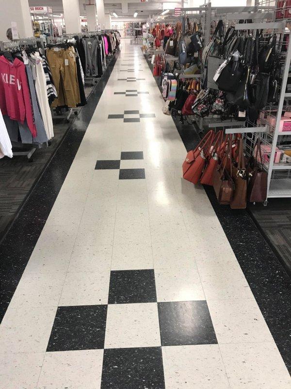 Annoying Floor Mistakes