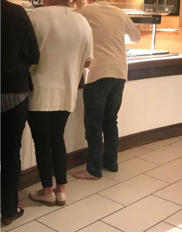 Don't Let These People Be In Restaurants