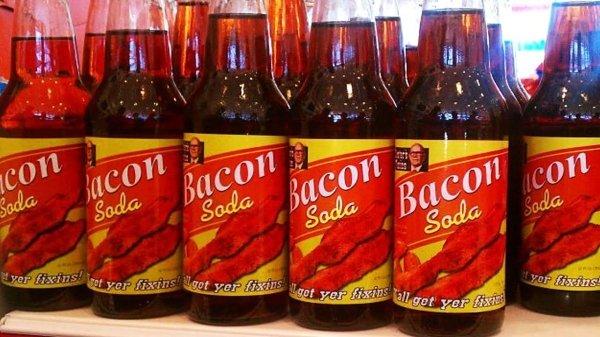 Weird Soda Flavors