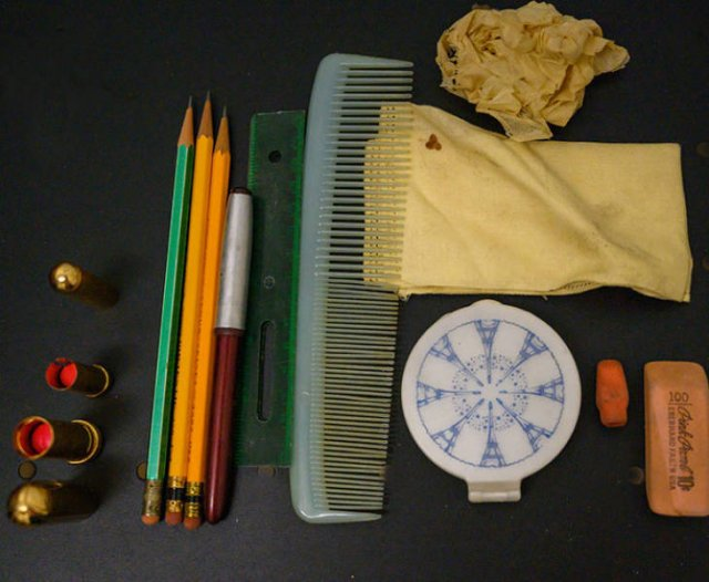 School Treasure: Lost Bag From The 50s