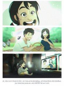 Heartwarming And Sad Comics