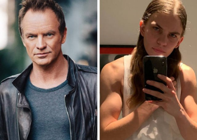 Celebrities And Their Kids, part 2