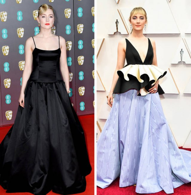 Conscious Consumption: Celebs Who Wear Red Carpet Dresses Few Times