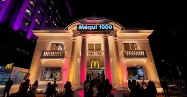 Amazing McDonald's Buildings