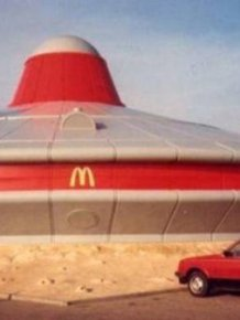Amazing McDonald's Buildings