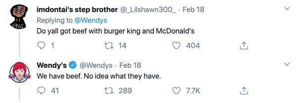 Burger King Announced New Sandwich: Wendy's Reaction