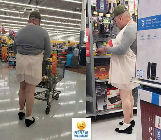People Of Walmart, part 33