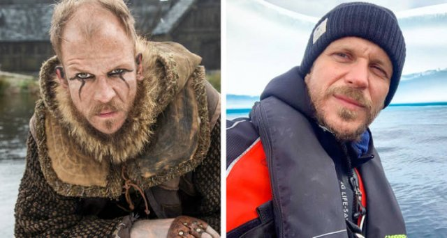 Vikings Series: Actors And Actresses In Real Life