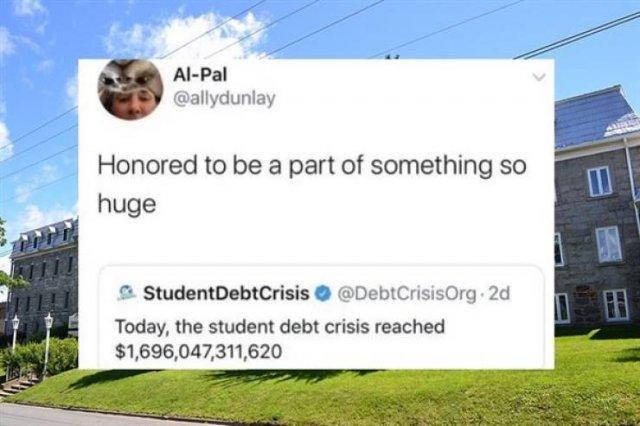 College Tweets