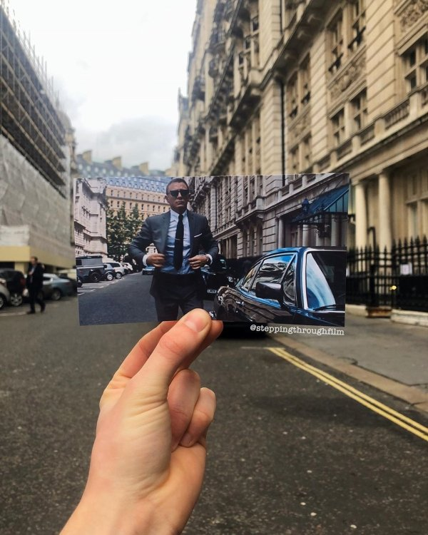 Iconic Film Locations In Real Life By Thomas Duke