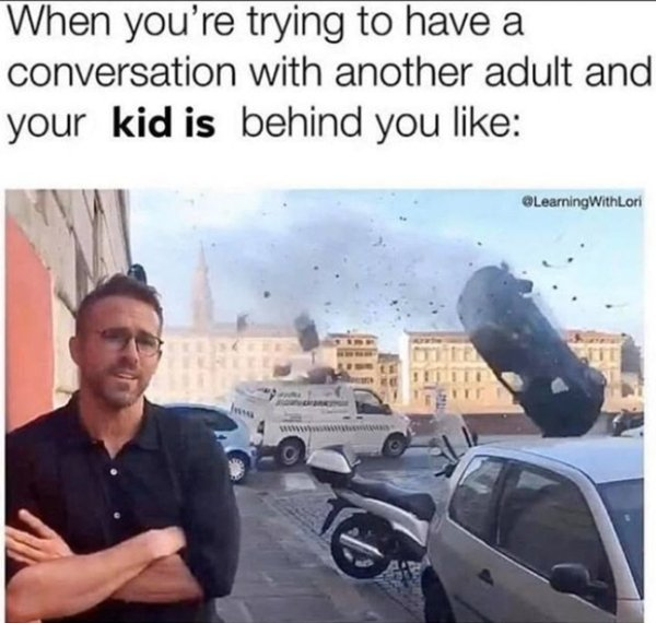 Memes About Kids, part 2