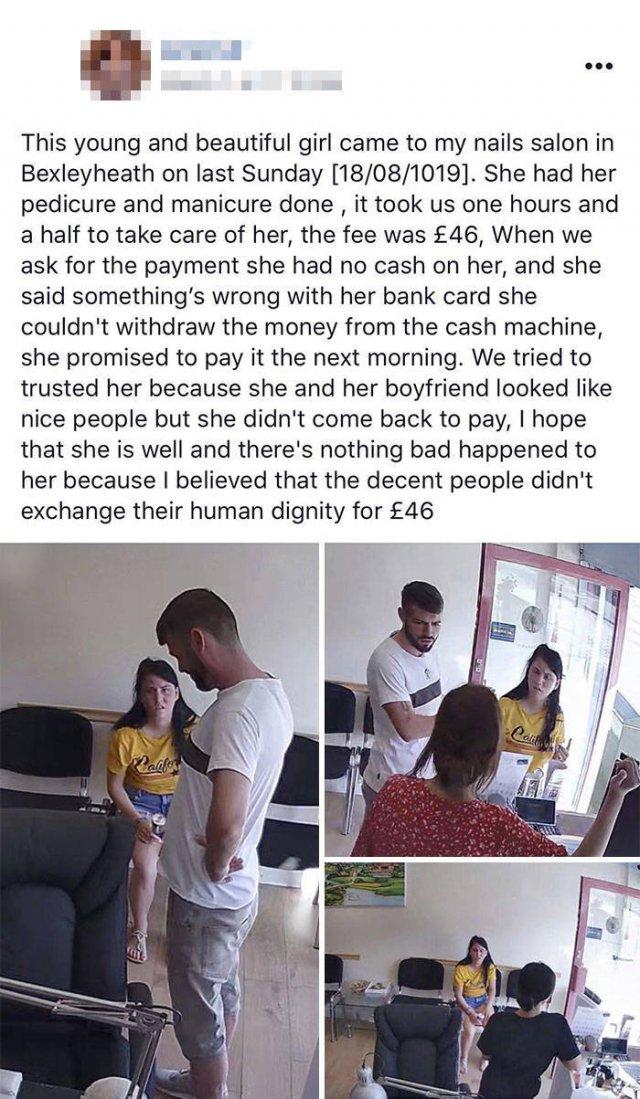 Some People Deserve Punishment