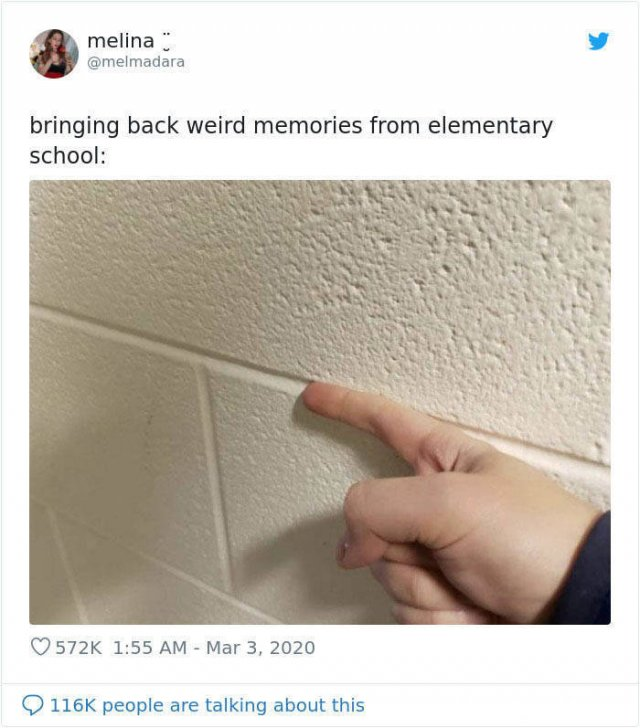 School Things Everyone Wants To Forget