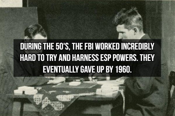 FBI Facts